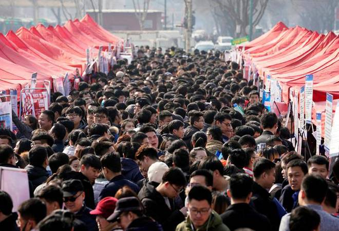 China's population likely to shrink from 2030
