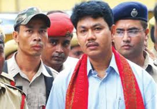 National Democratic Front of Bodoland (NDFB) chief Ranjan Daimary