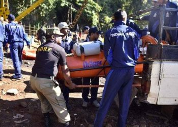 Meghalaya Miners' Rescue Operation: Navy Divers Reach The Bottom Of The Mine (FILE PHOTO)