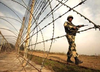 Line of Control (LoC) in Jammu and Kashmir