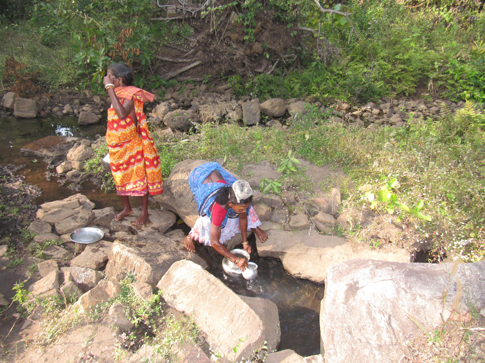 drinking water woes