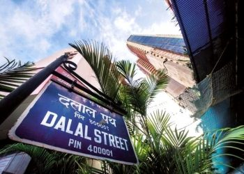 Sensex rises over 100 pts on positive global cues