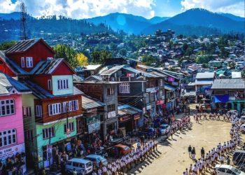 The Seri bazar (Main Market of bhadarwah) (Quora)