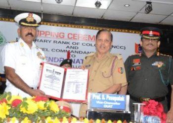 OUAT vice-chancellor Surendranath Pasupalak