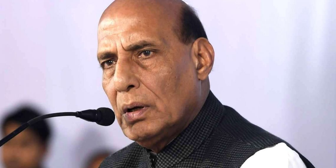 , Citizenship Amendment Bill for whole country, not confined to northeast: Rajnath