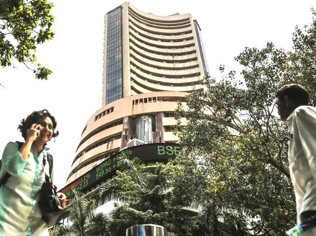 Sensex hits 40,000 mark; Nifty crosses 12,000