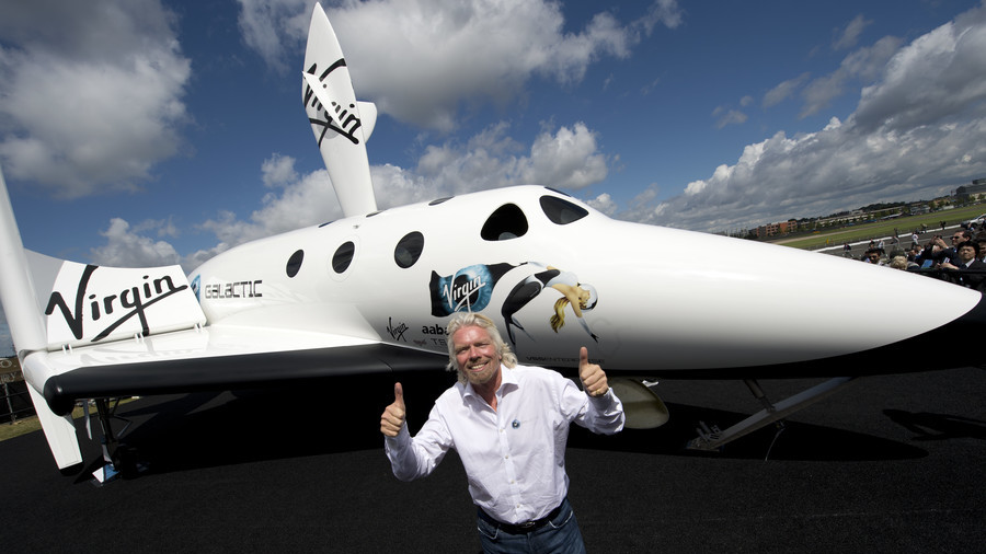 Richard Branson says he'll fly to space by July - OrissaPOST