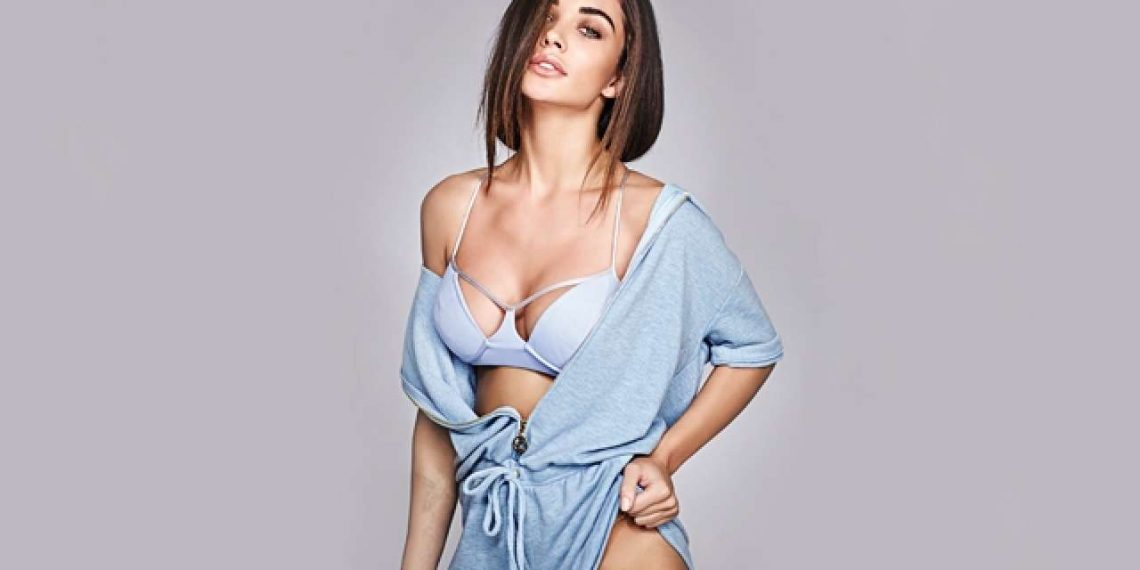 , Amy Jackson making jaws drop with scintillating pictures