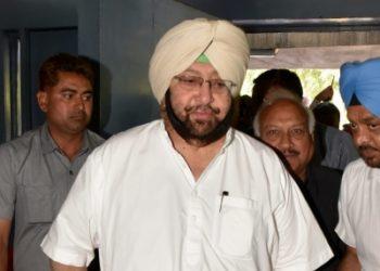 Punjab Chief Minister Amarinder Singh (IANS)