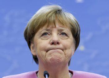 Germany Chancellor Angela Merkel (IANS)