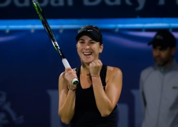 The former World No.7 will play her biggest WTA final since 2015 after ending Elina Svitolina's 12-match winning streak 6-2, 3-6, 7-6(3) in the semifinal.