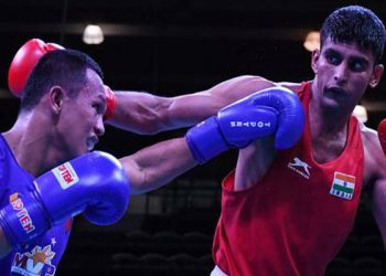 Kaushik will fight it out with Danial Baksh Shah in the final Wednesday.