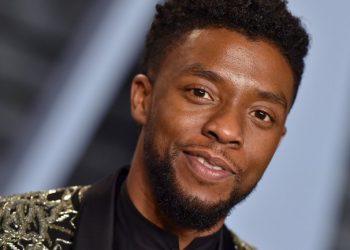 Chadwick Boseman, Black Panther star (AP)