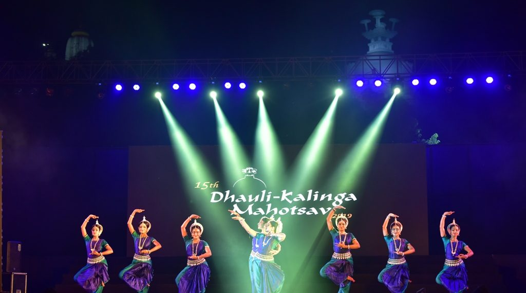 , Classical, martial dances regale all