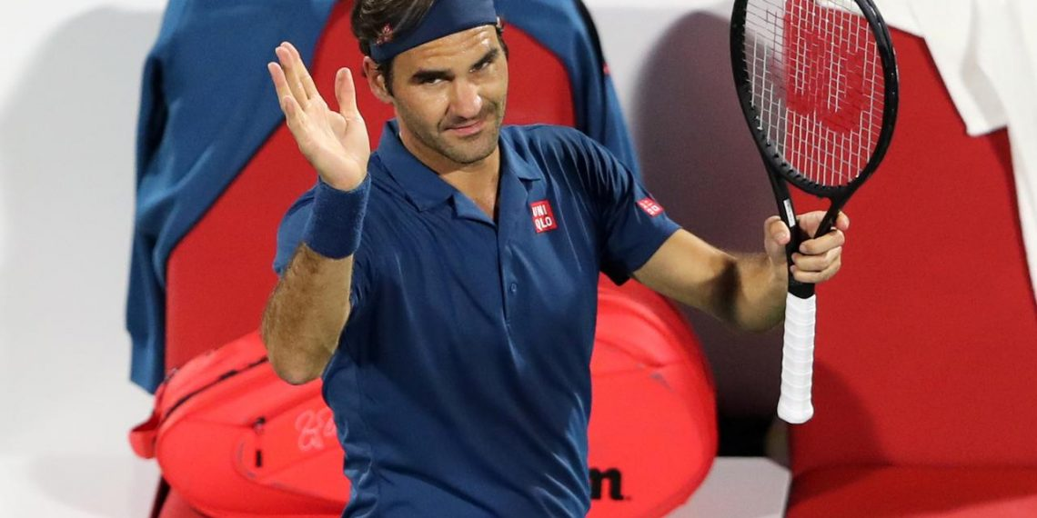 Federer has been stuck on 99 titles since triumphing at his hometown Basel tournament last October. (Reuters)