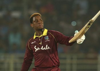 Shimron Hetmyer played a match-winning knock for West Indies against England in the second ODI