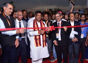 Inauguration of Main Campus of SDI Bhubaneswar at Taraboi Jatni