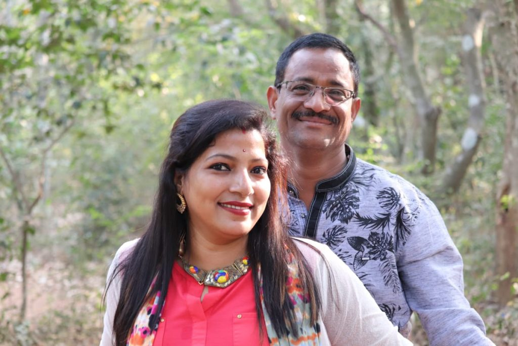 Jayashree Sahu and Brajabandhu Subudhi