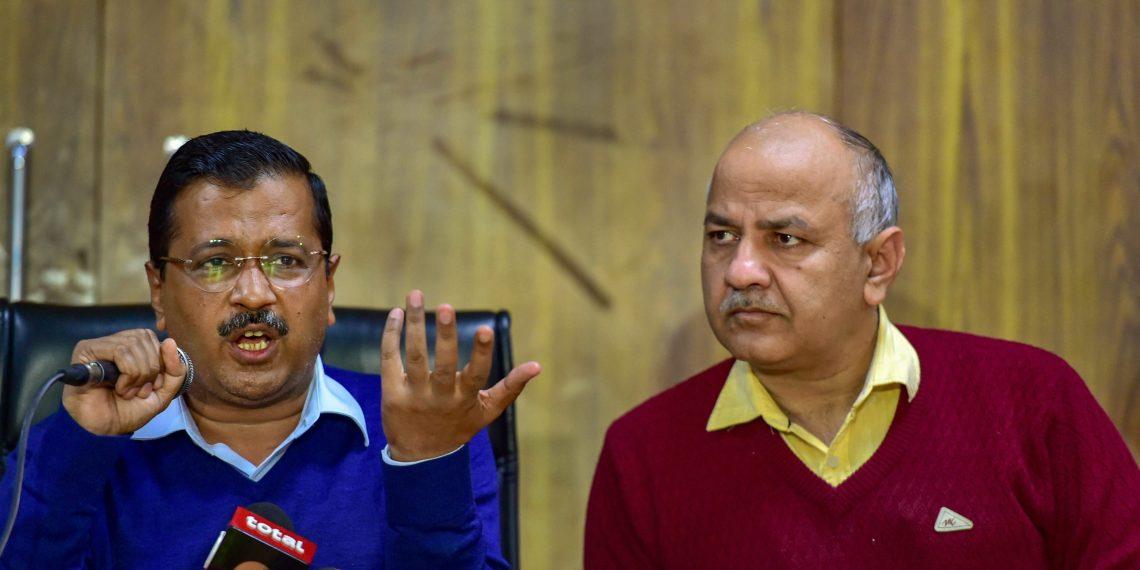, AAP, BJP engage in verbal spat after SC ruling