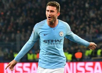 Laporte came through the youth ranks at Athletic Bilbao and was first targeted by City in 2016.