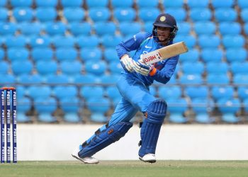 Smriti Mandhana recorded the fastest half century by an India in T20 Internationals