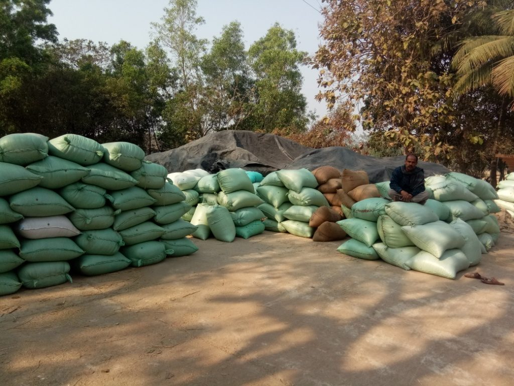 Farmers mull stir as no target set for 2nd phase procurement ...