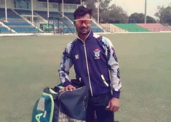 Pappu Roy bowled brilliantly against Mizoram in Cuttack, Sunday