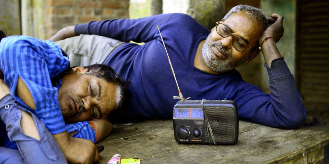People listening AIR