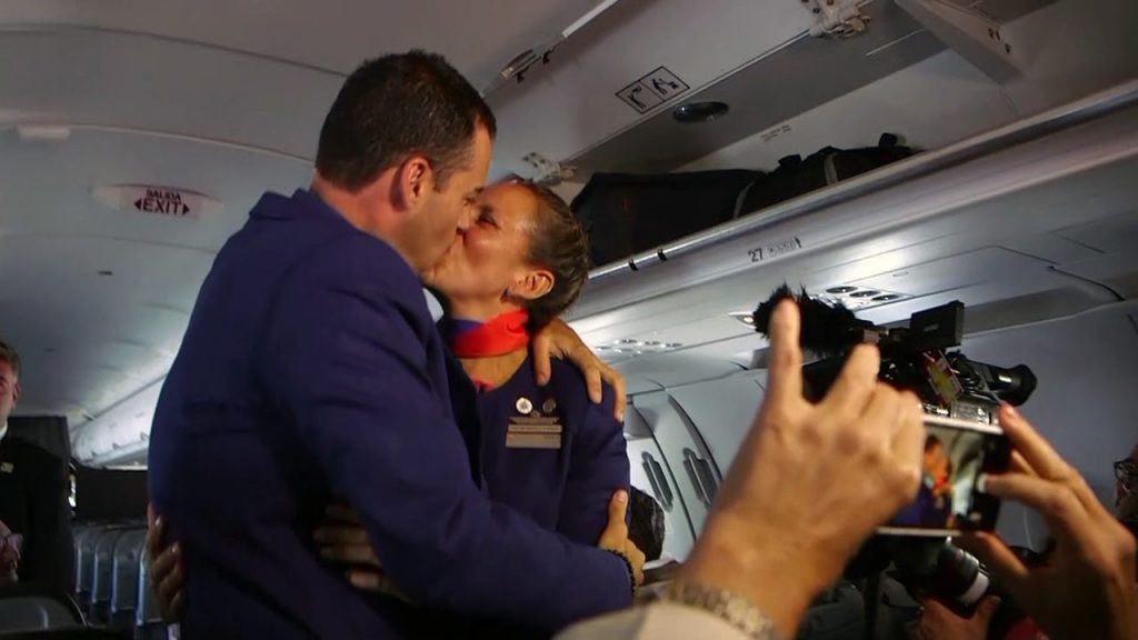, Pope tamps down Maduro's hopes for Vatican intervention, marries couple in plane