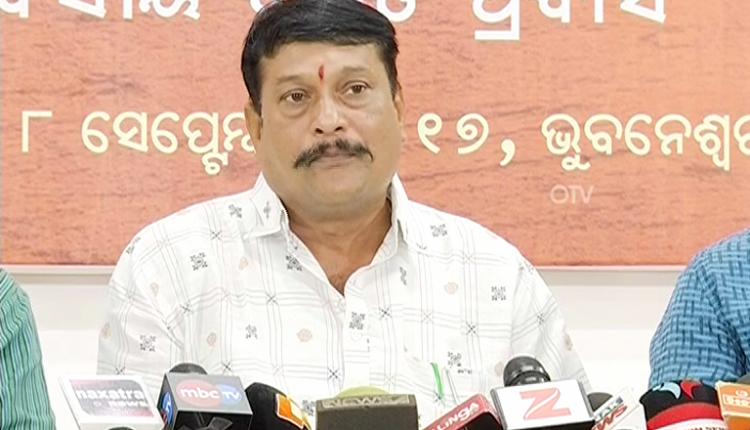 , BJP slams BJD over delay in Lokayukta formation