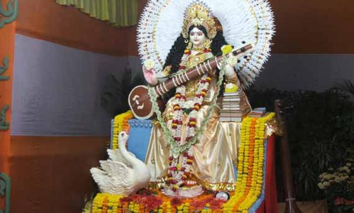 , Saraswati Puja celebrated across state with fervor and gaiety