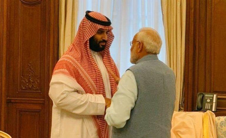 Image result for 'Saudi Arabia recognises India's position on Kashmir, concerns on terror'
