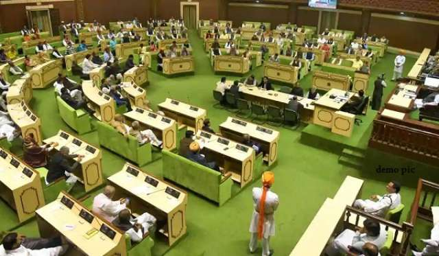 , Uproar in Raj Assembly over farm loan waiver, quota to Gujjar community