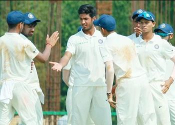 Indian youngsters register a comfortable win over SA.