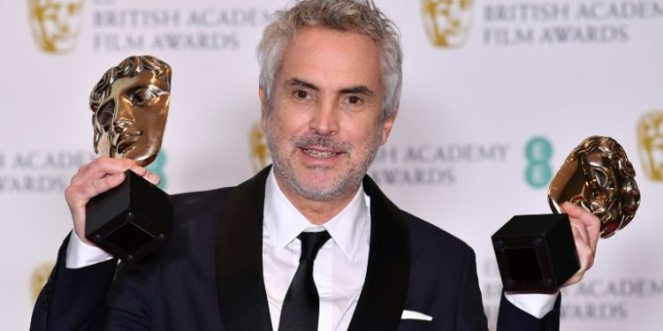 Bafta-winning 'Roma' is a cinematic love letter to director Alfonso Cuaron's childhood in Mexico City in the 1970s (AFP)