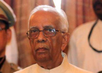 Governor of West Bengal Kesari Nath Tripathi