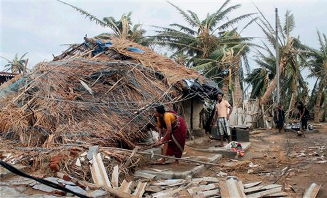 14 disaster-prone districts suggest action & relief plan - OrissaPOST