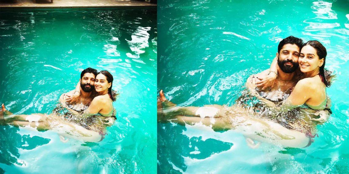 , Hot pictures of Farhan Akhtar's rumoured girlfriend Shibani Dandekar