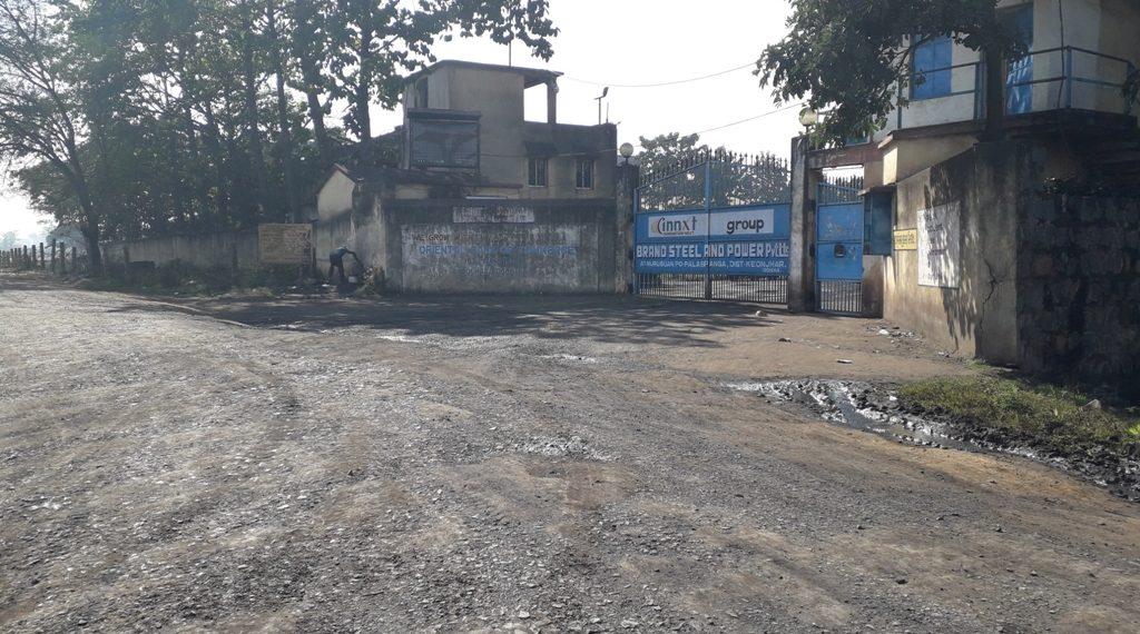 , Locals seek curbs on polluting plant