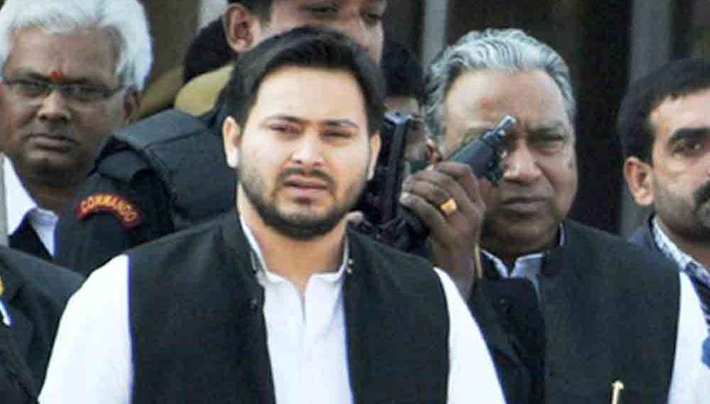 , SC orders Tejashwi to vacate govt bungalow for deputy CM, fines him Rs 50,000