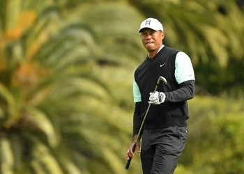 Woods, fresh off a tie for 15th place at the Genesis Open Sunday, announced the decision on Twitter.