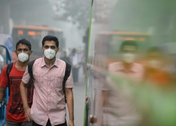 Delhi's smog peaks from October to February, routinely exceeding WHO recommendations for PM2.5 -- tiny and harmful airborne particles -- and some days registers levels more than 20 times safe limits (AFP)