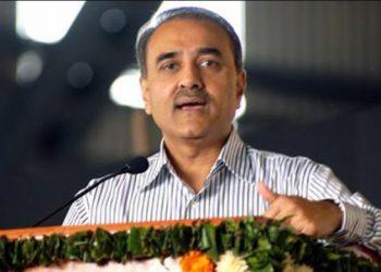 AIFF chief Praful Patel. (Image: PTI)