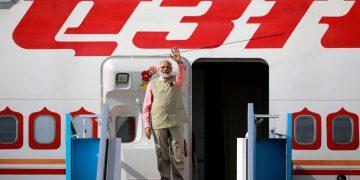 File photo of PM Narendra Modi in Israel (Reuters)