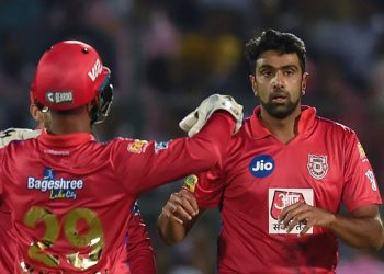 Punjab skipper Ashwin will once again lead his side against KKR with both teams looking to build on their opening game wins. (Image: PTI)