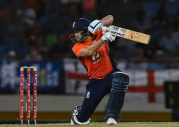 Bairstow's 68 from 40 balls set England on their way to a relatively comfortable win with seven balls to spare.