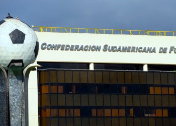 The four national presidents committed to creating a local organizing committee with a representative from each country to coordinate with CONMEBOL, South American football's governing body.