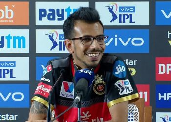 Yuvraj struck Chahal for consecutive sixes in the 14th over of the match which Mumbai won by six runs Thursday night.