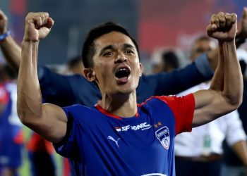 By winning the ISL, Bengaluru FC will play in the AFC Asian Cup next year. (Image: Goal)