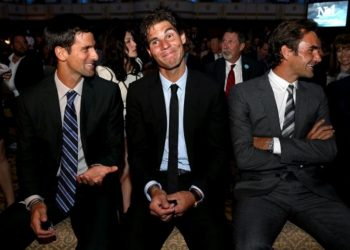 Federer said Wednesday he was not 'chasing' Djokovic for an explanation despite claiming at Indian Wells it was 'hard to understand' why Djokovic turned down a request to discuss the situation.